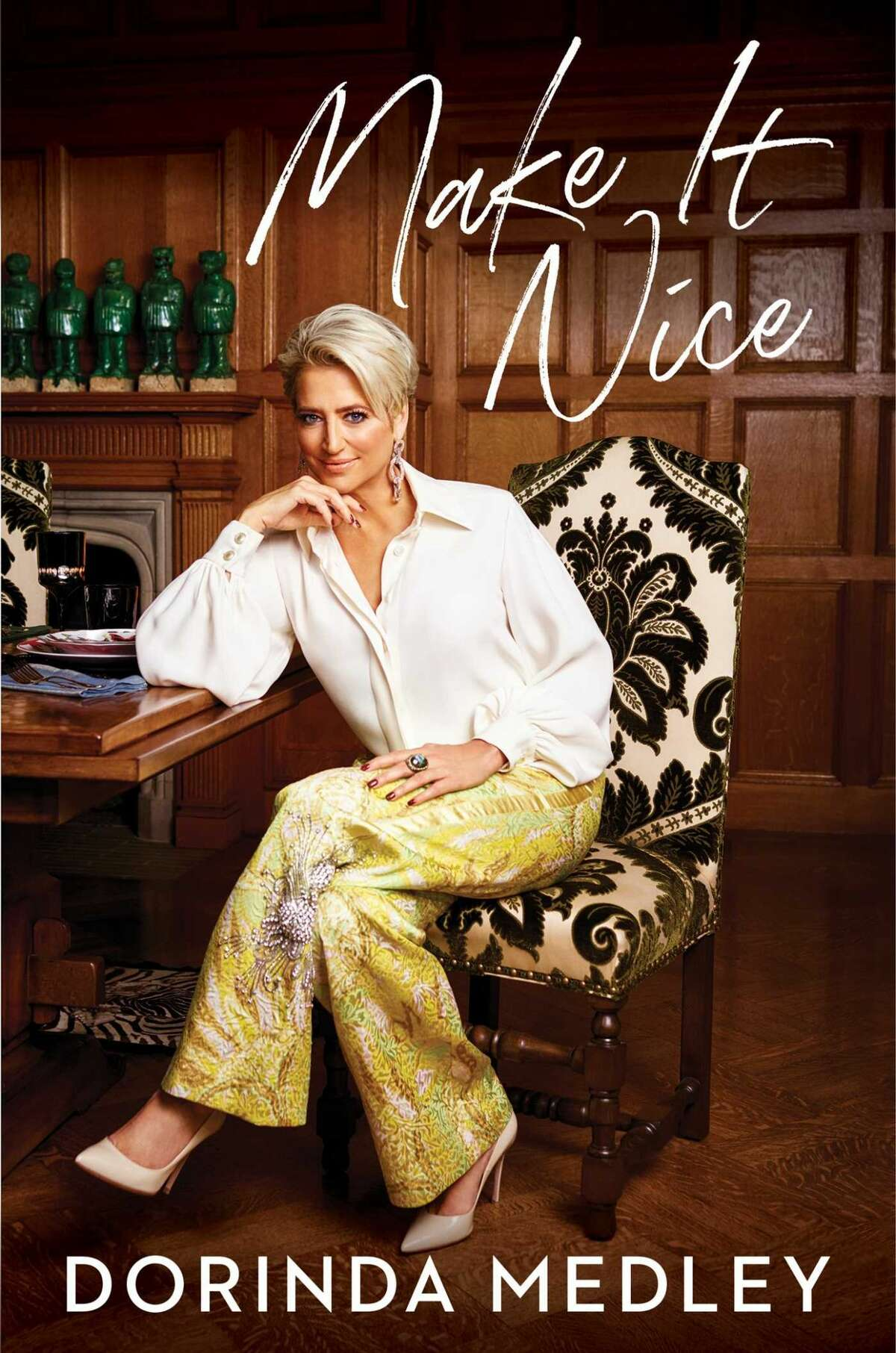 """""""Real Housewives of New York"""" co-star Dorinda Medley will host a dinner and discuss her latest book at Hancock Shaker Village in hancock, Mass., on Saturday, Sept. 11, 2021."""