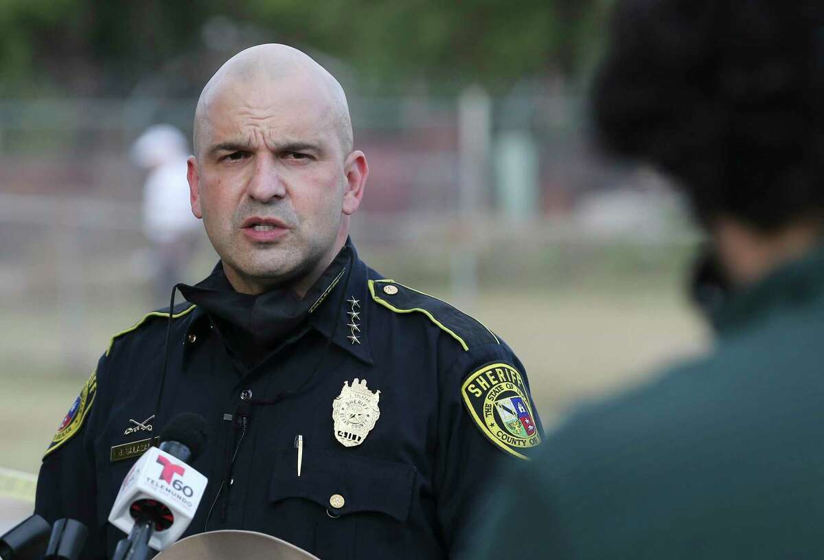 Sheriff Javier Salazar told commissioners Tuesday that he didn't feel a move to try to save money on the serving of subpoenas and other legal documents should result in deletion of 12 law enforcement positions in his agency.