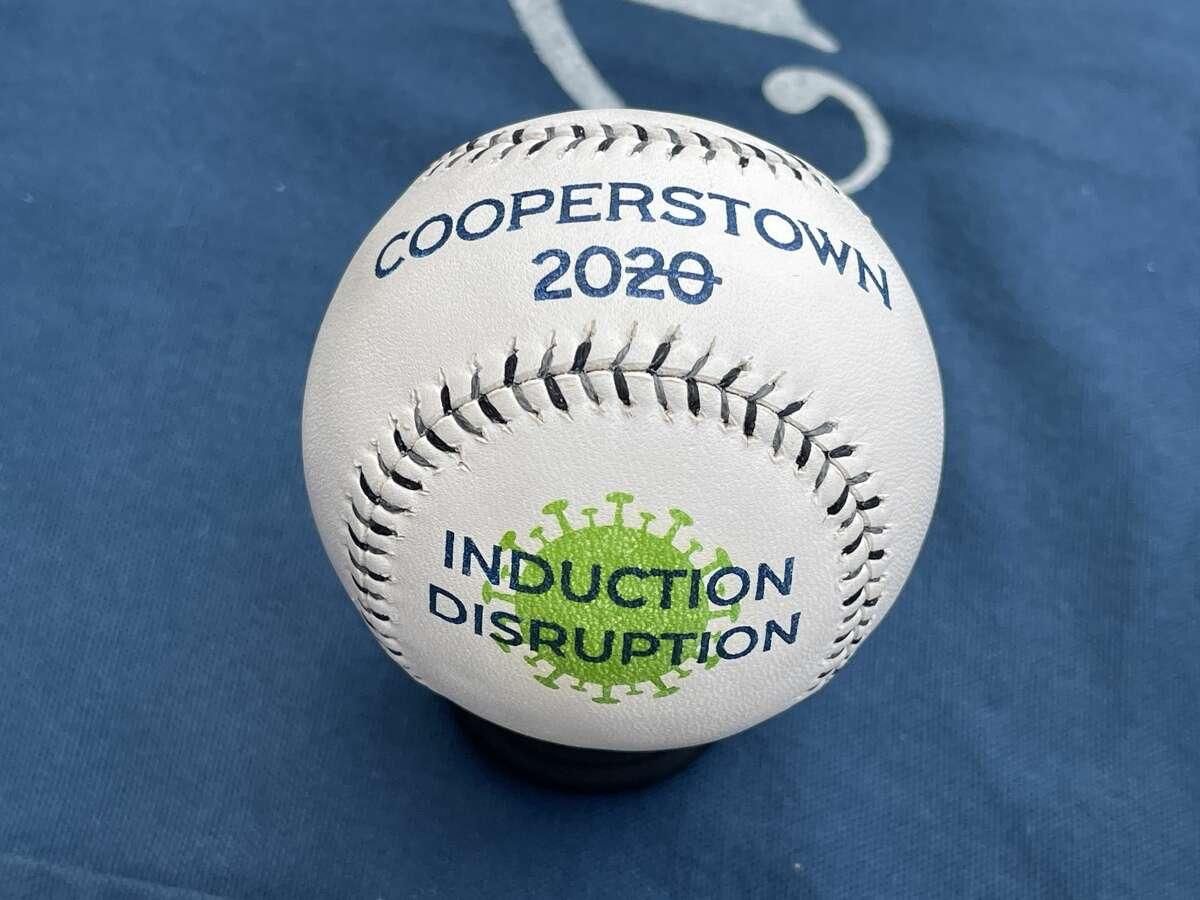 Among the custom-made items made by the Huntington Base Ball Co.