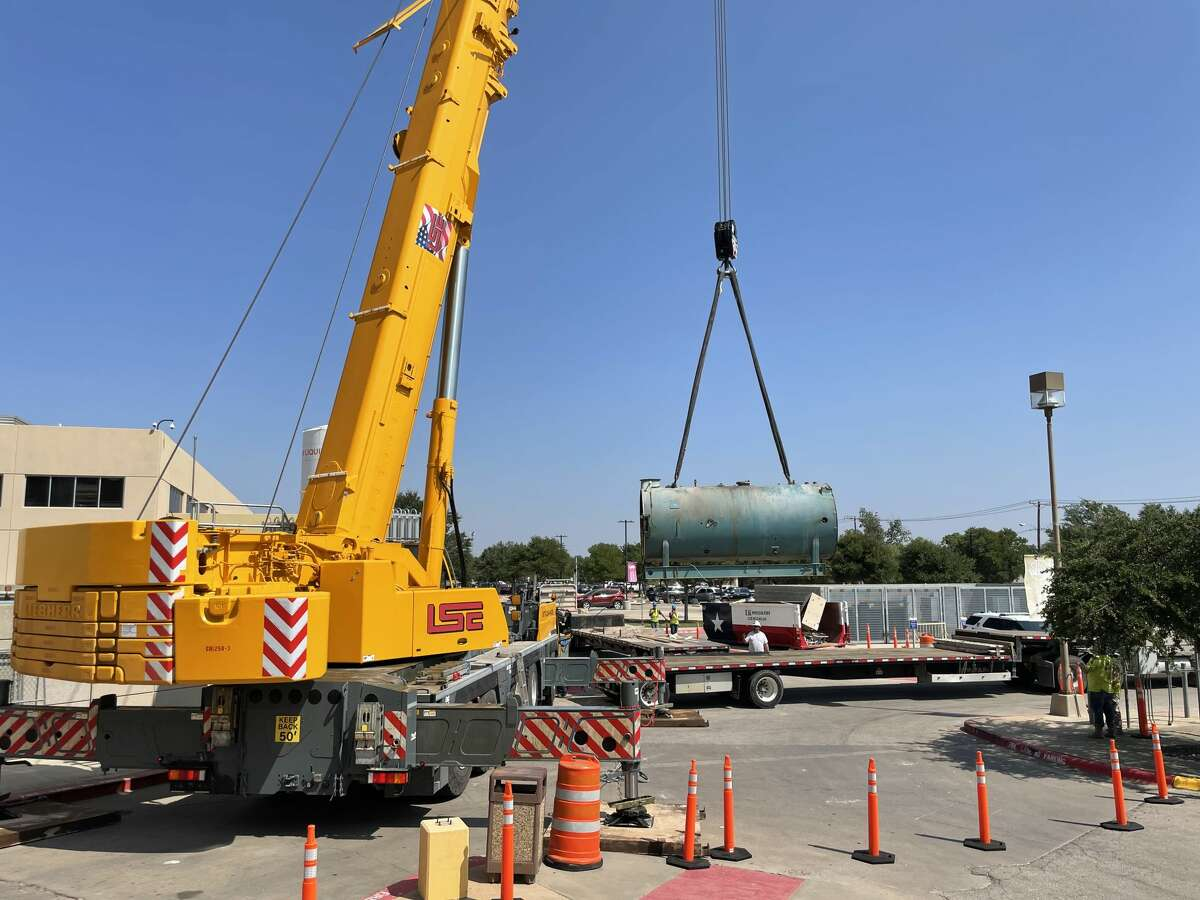Engineering work, including pgrading and optimizing our steam/chiller infrastructure and incorporating a heat pump chiller, will allow for officials to efficiently control and maintain comfortable temperatures and humidity throughout the facility