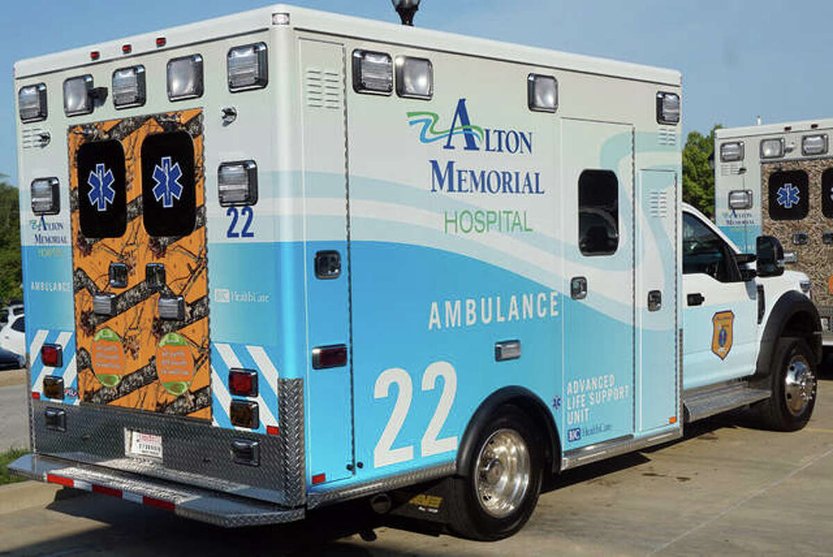 The Duck Pluckers Online Auction Sept. 11-18 will help Alton Memorial Hospital purchase and outfit a new ambulance.