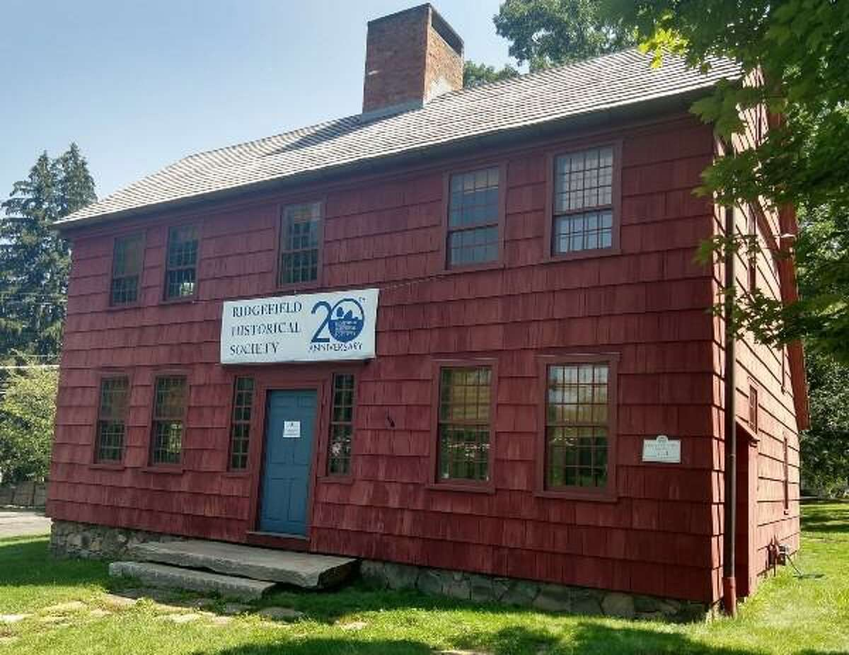 The Ridgefield Historical Society will mark 20 years of preserving the town's history at the 1714 Scott House next month.