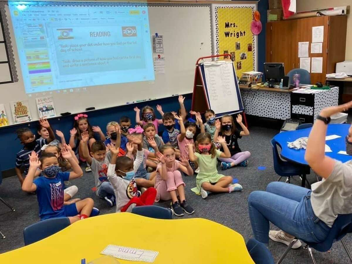 Milstead Automotive in Spring will be hosting a fundraiser Saturday for teachers at Ford Elementary to help them purchase needed school supplies. Students at Ford Elementary recently enjoyed reading time back in the classroom.