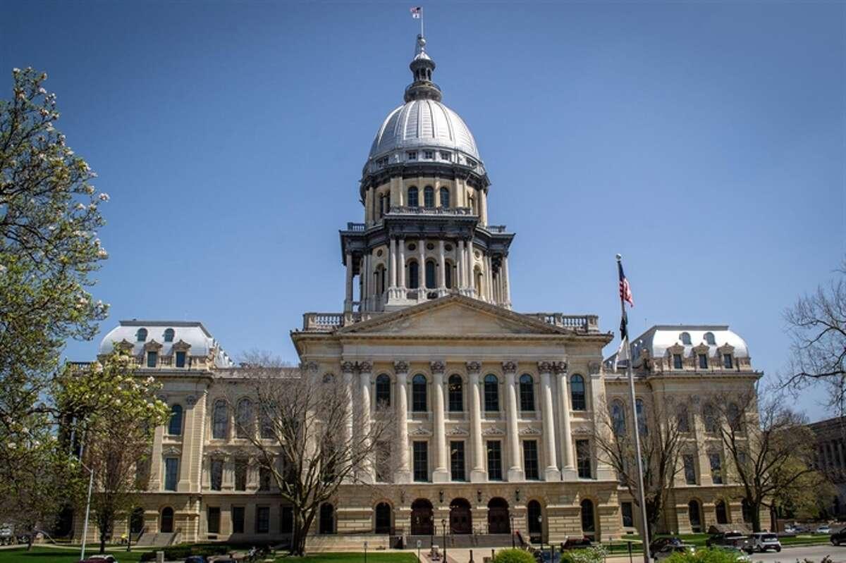 Illinois State Capitol.