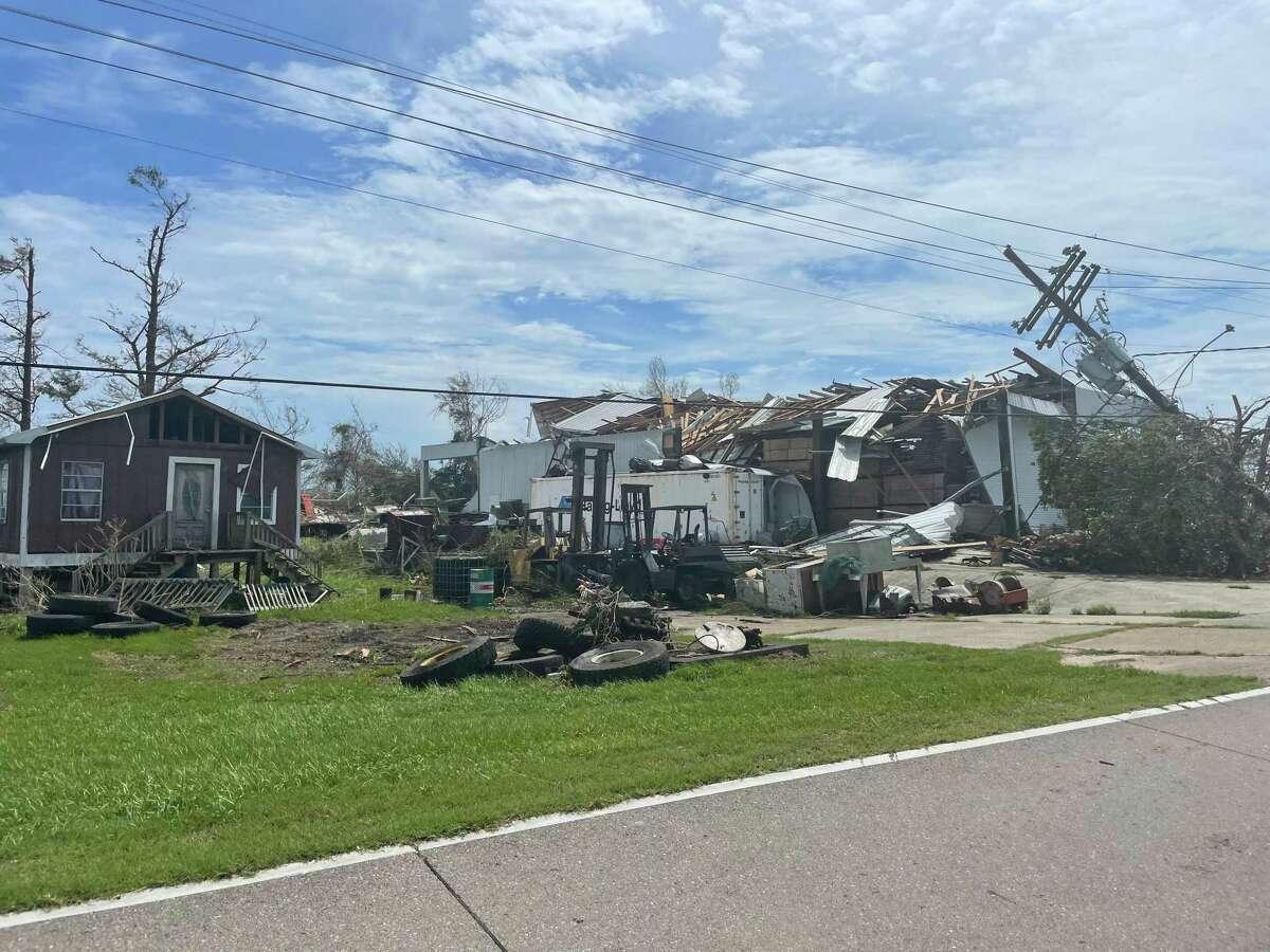 The Orange County Sheriff's Office assisted Terrebonne Parish in Louisiana after the devastation of Hurricane Ida.