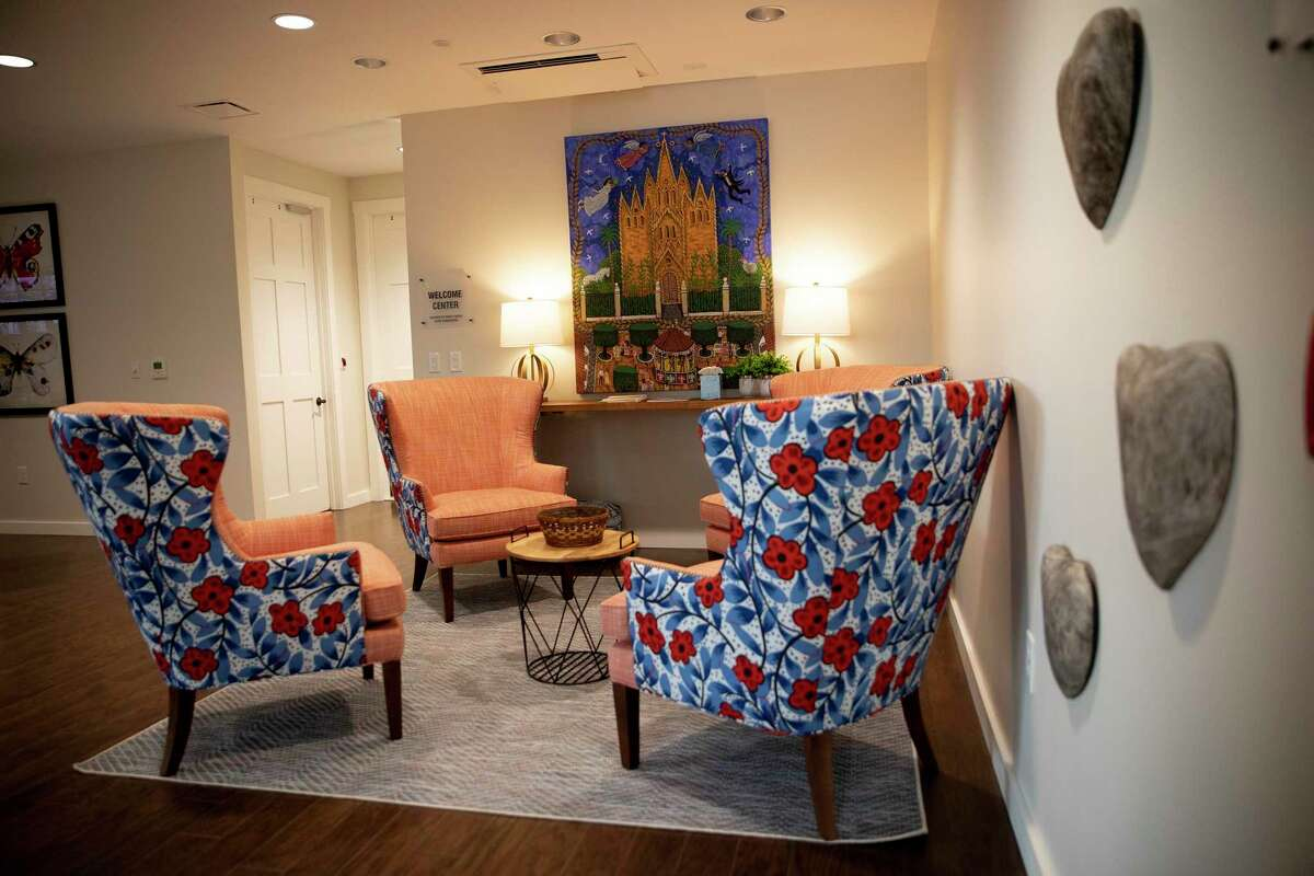 The Children's Bereavement Center of South Texas has expanded its facility with new teen rooms and offices. The added space will help the center increase services to families.
