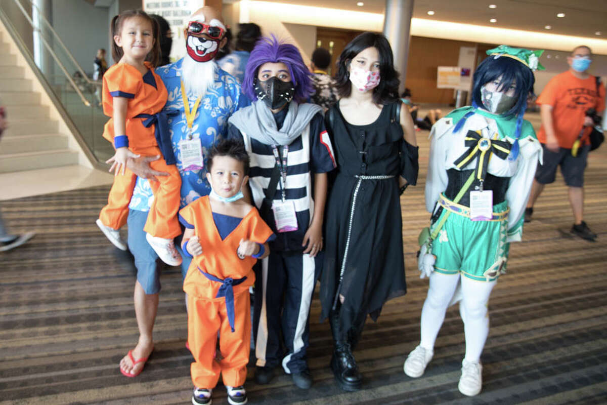 Cosplay overload! Here are all the fierce looks we spotted at this year's San Japan 12.5.