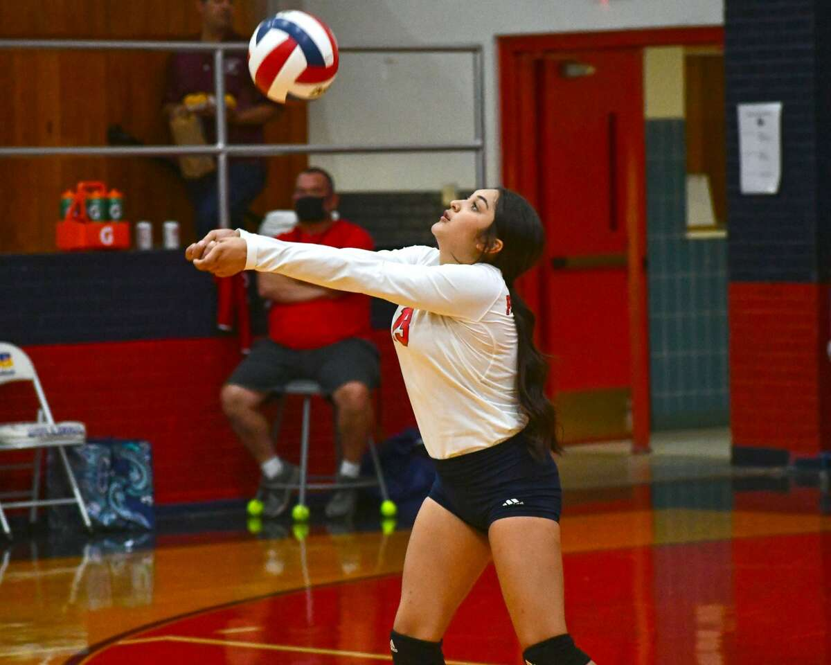 Plainview hosted Littlefield in a non-district volleyball game on Tuesday in the Dog House.