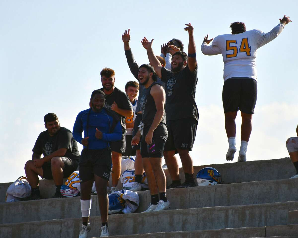 The Wayland Baptist men's and women's soccer teams hosted Bacone in a doubleheader on Tuesday at Hilliard Field.