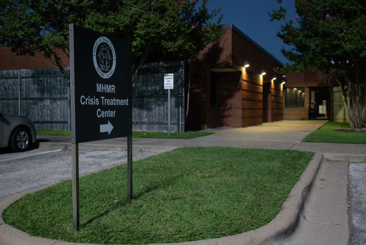 The Crisis Treatment Center in Waco, run by the Heart of Texas Region Mental Health Mental Retardation Center in collaboration with the Providence Healthcare Network, provides intensive mental health care ranging from community-based treatment to short-term residential care. Stetson Hoskins wound up here on Jan. 7, 2020 after finally deciding that he needed help for his mental illness.