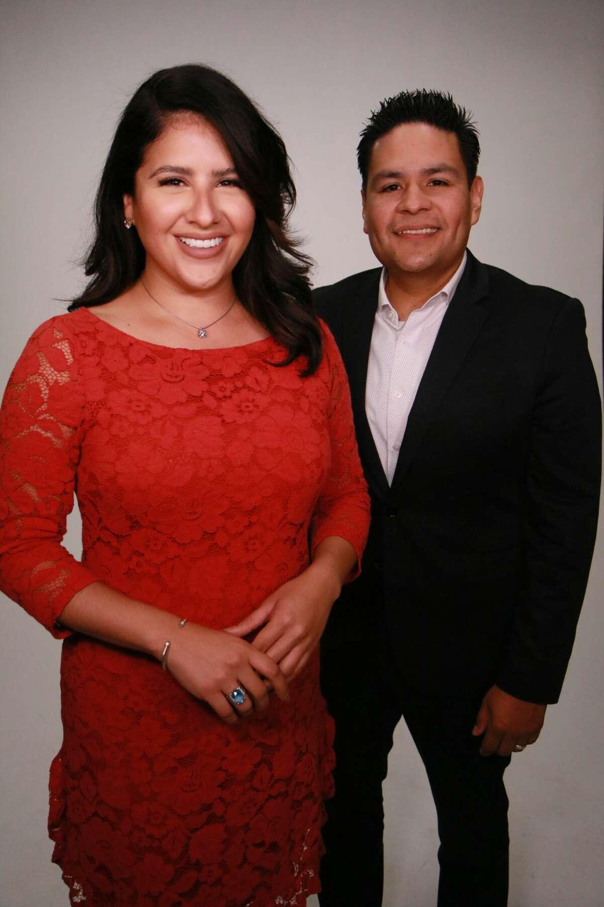 Alicia Barrera and RJ Marquez will host KSAT News Now.