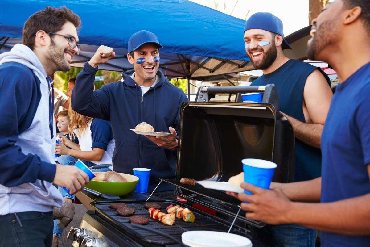 Kick off tailgating with the best Houston Texans fan gear.