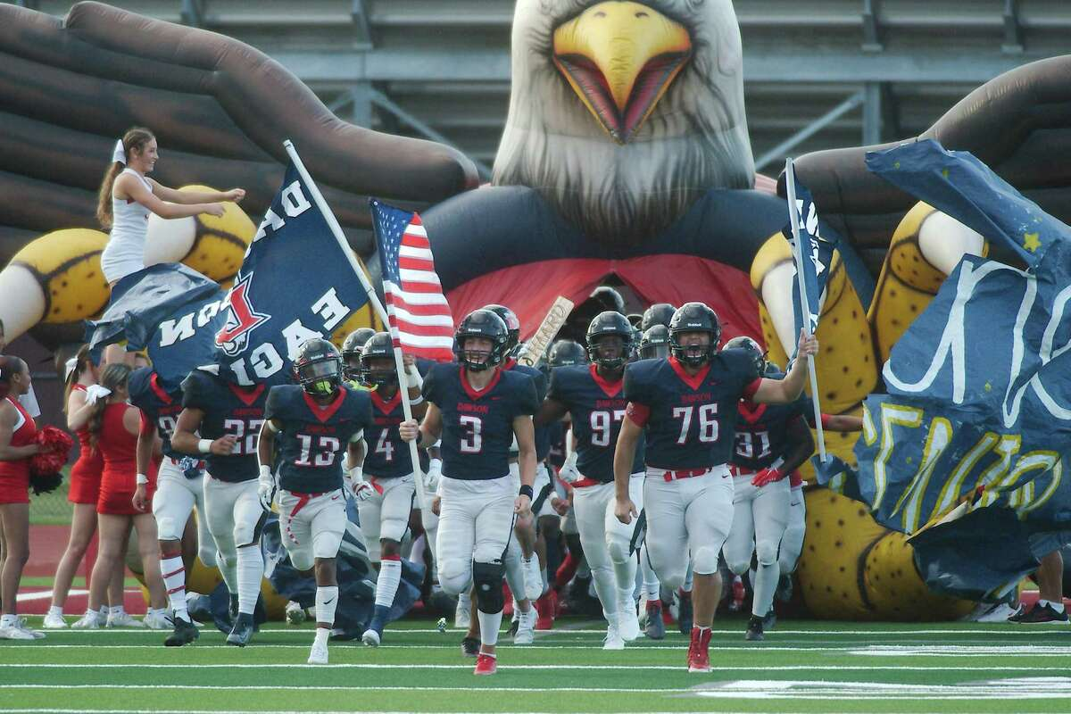 Dawson secured an important win over Alief Taylor Friday night in Houston.