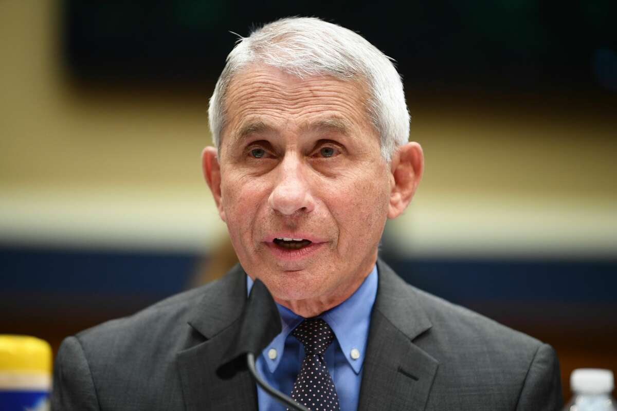 In a CNN interview Tuesday, Dr. Anthony Fauci said its not smart to attend packed football games.