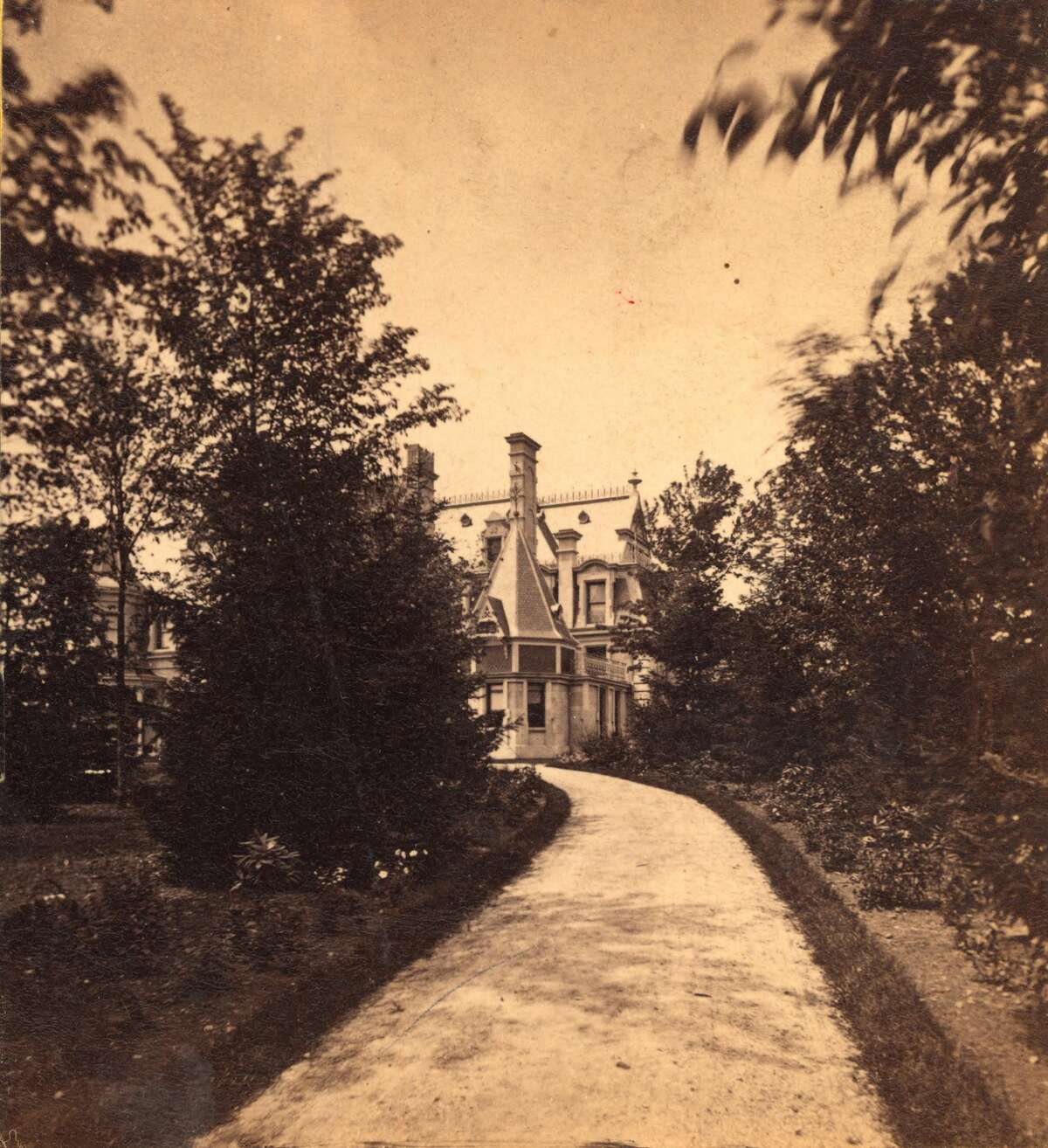 """The Lockwood-Matthews Mansion will host """"The Mansion's Secret Lives: Untold Stories From the Lockwood-Mathews Mansion, 1865-1960"""" on Sept. 12 at 2 p.m."""