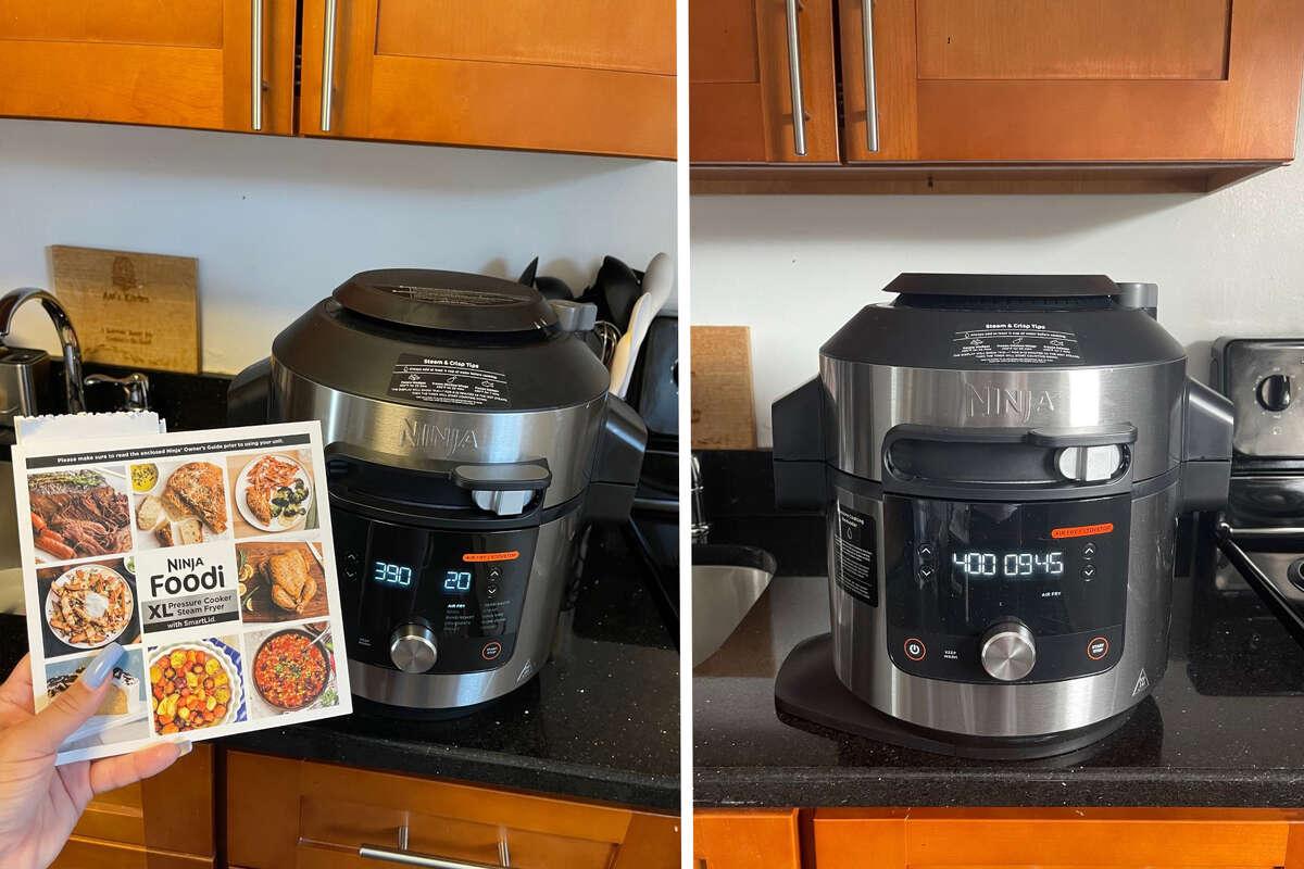 Ninja Foodi XL 14-in-1 Pressure Cooker with SmartLid, $349.99 at Ninja Kitchen