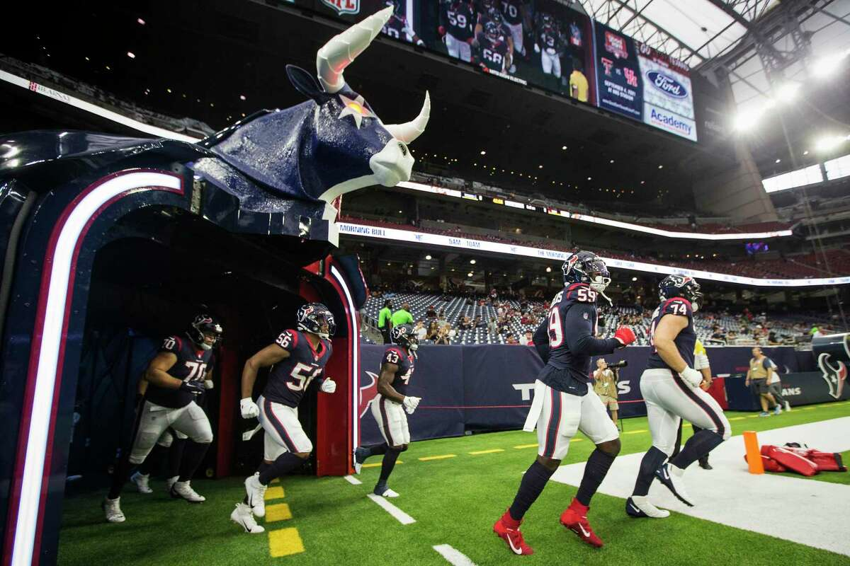 When Texans run out on the field for Sunday's opener against Jacksonville, it's anyone's guess how they will fare.