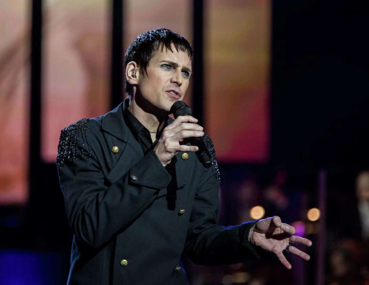 """Tony Vincent, known from """"The Voice,"""" will be performing """"The Music of Queen"""" with the Houston Symphony Sept. 30."""