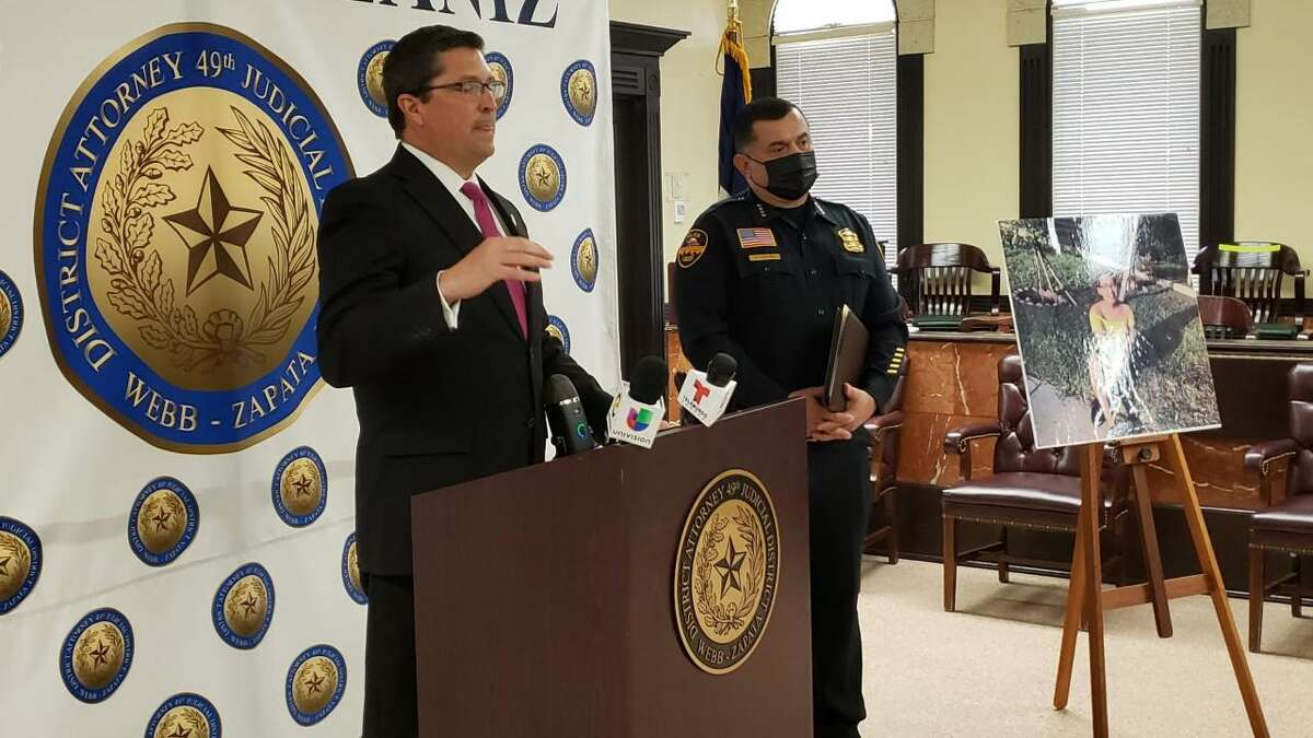 The Webb County District Attorney's Office and the Laredo Police Department announced on Wednesday that they have made an arrest in the murder of Gracie Alexandra Espinoza, 19, just days away from her 1-year death anniversary.