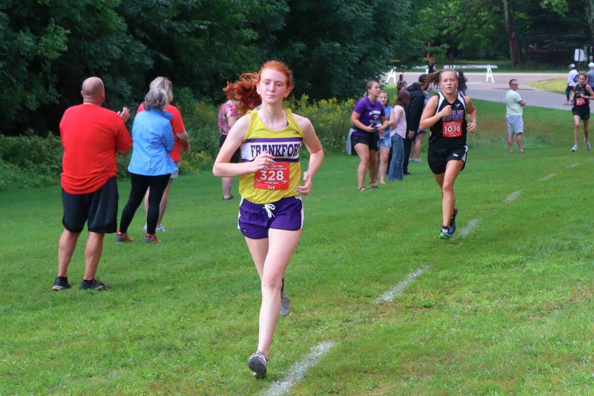 Frankfort senior Taylor Myers is looking to put up good times this fall on the cross country course, not only for the sake of individual and team goals during the season but also to win the opportunity to run in college. (News Advocate)