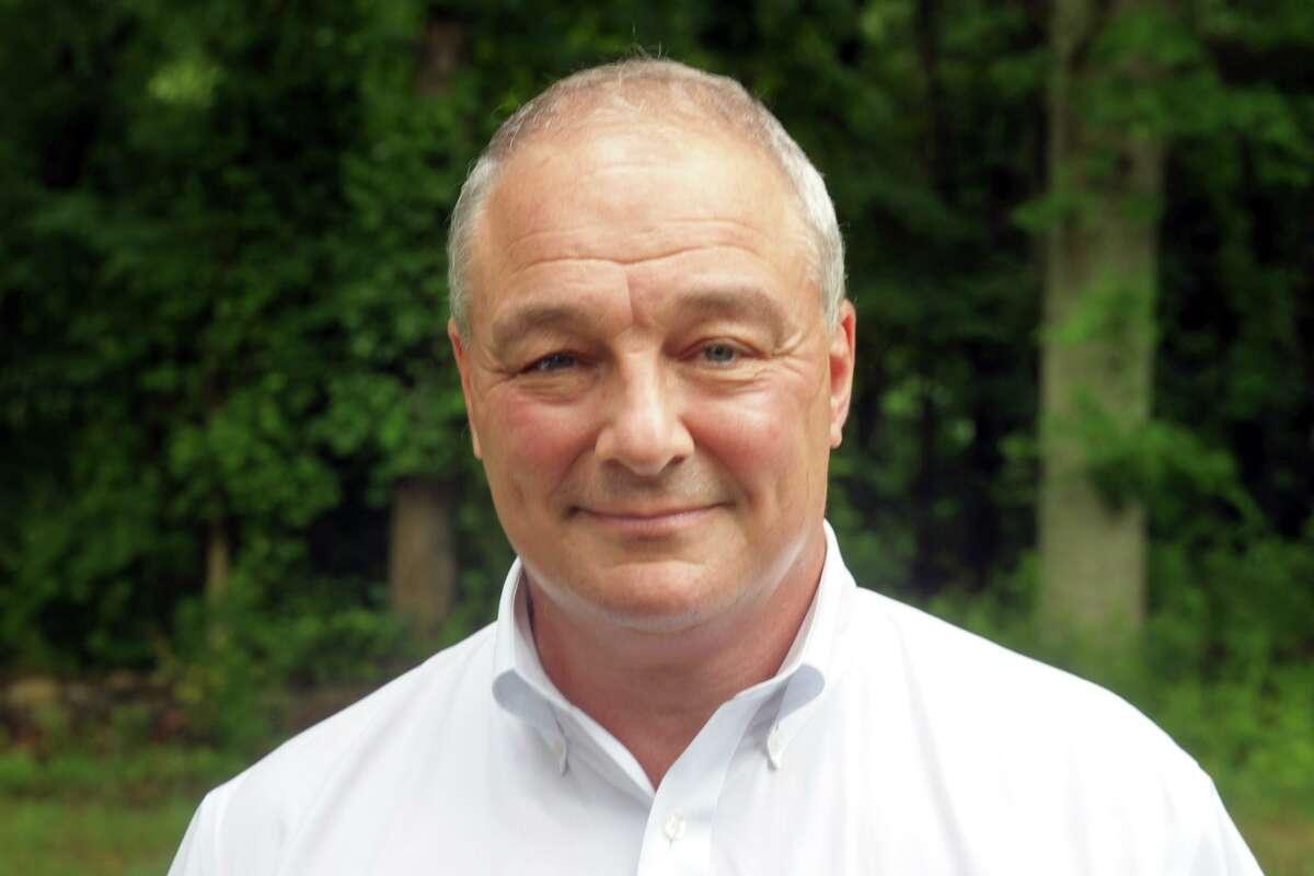Easton First Selectman David Bindelglass, in Easton, Conn. July 1, 2021.