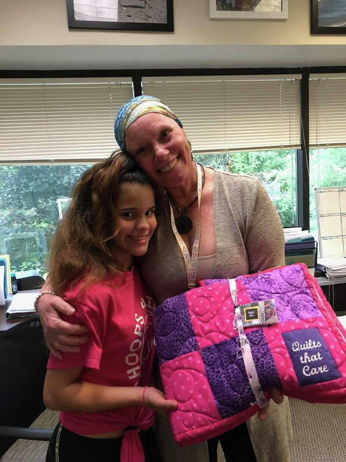 Quilts that Care, Inc., based in Waterbury, announced that it has canceled its in-person fundraisers for 2021. Instead, an appeal will run through the year.