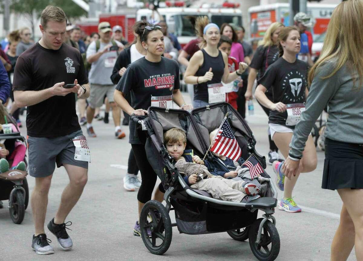 Houston 9/11 Heroes Run