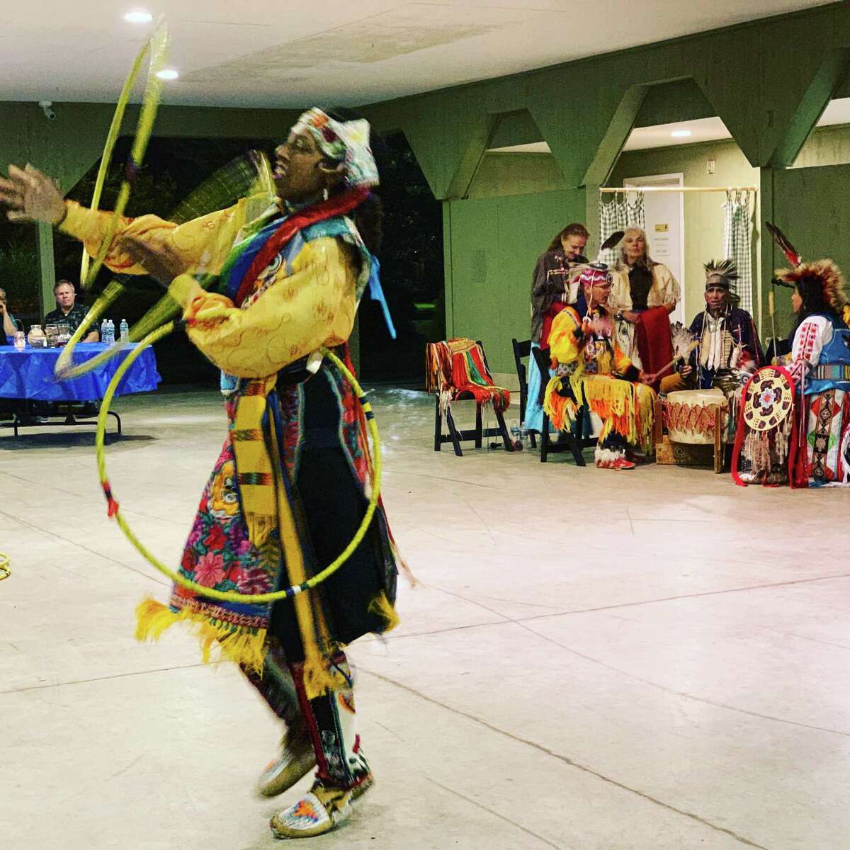Every September the Institute for American Indian Studies hosts an al fresco traditional clambake, called From Earth to Sea. This year's event is set for Sept. 11. The clambake will also feature Native American dancing.