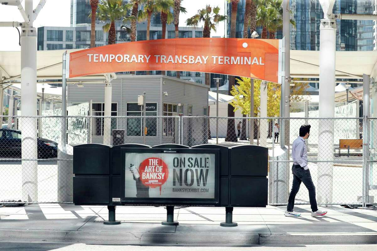 The block between Howard and Folsom Streets is being turned into a community-centered pop-up at the former temporary Transbay terminal on Beale Street in San Francisco.
