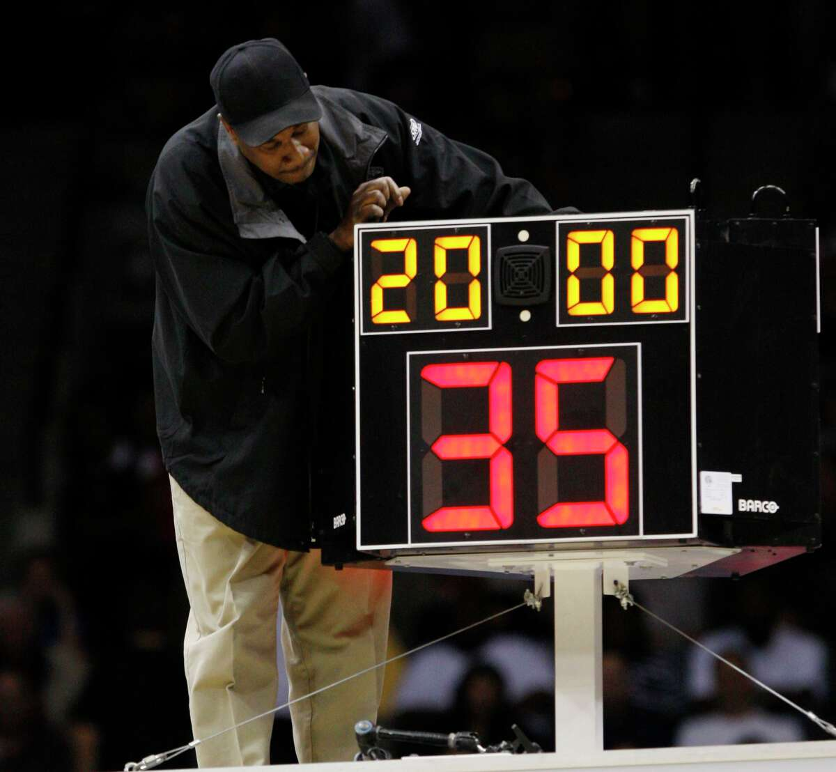 The CIAC basketball committees have sent a formal proposal to the CIAC to adopt a shot clock starting in the 2022-23 season.