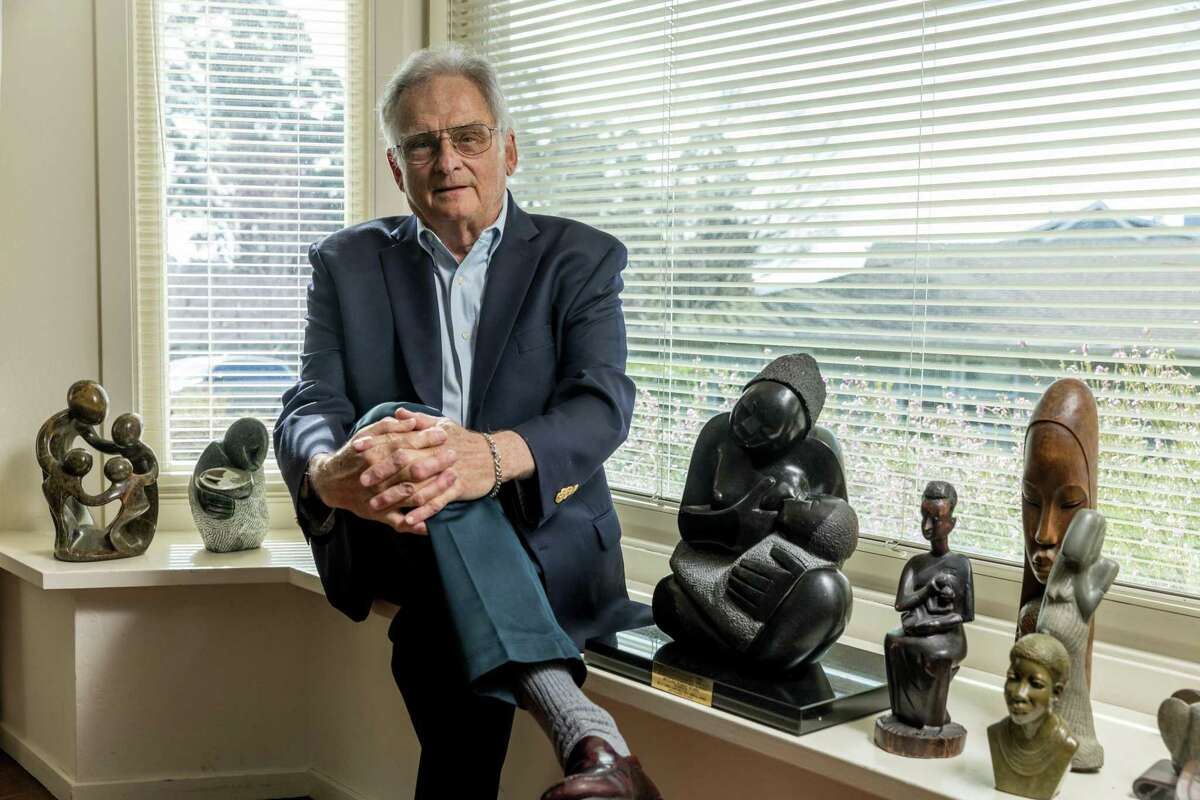 Dr. Arthur Ammann devoted 40 years to studying and treating HIV in women and children.