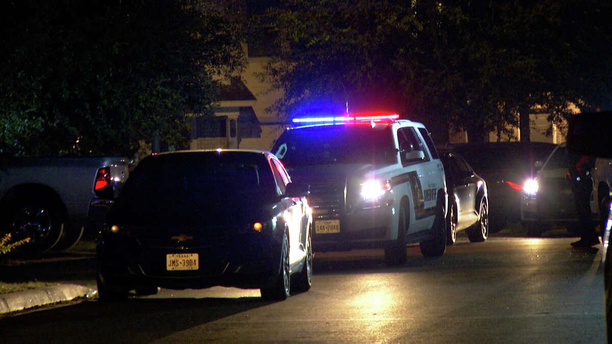 A Bexar County Deputy was shot at while responding to a call early Thursday morning.