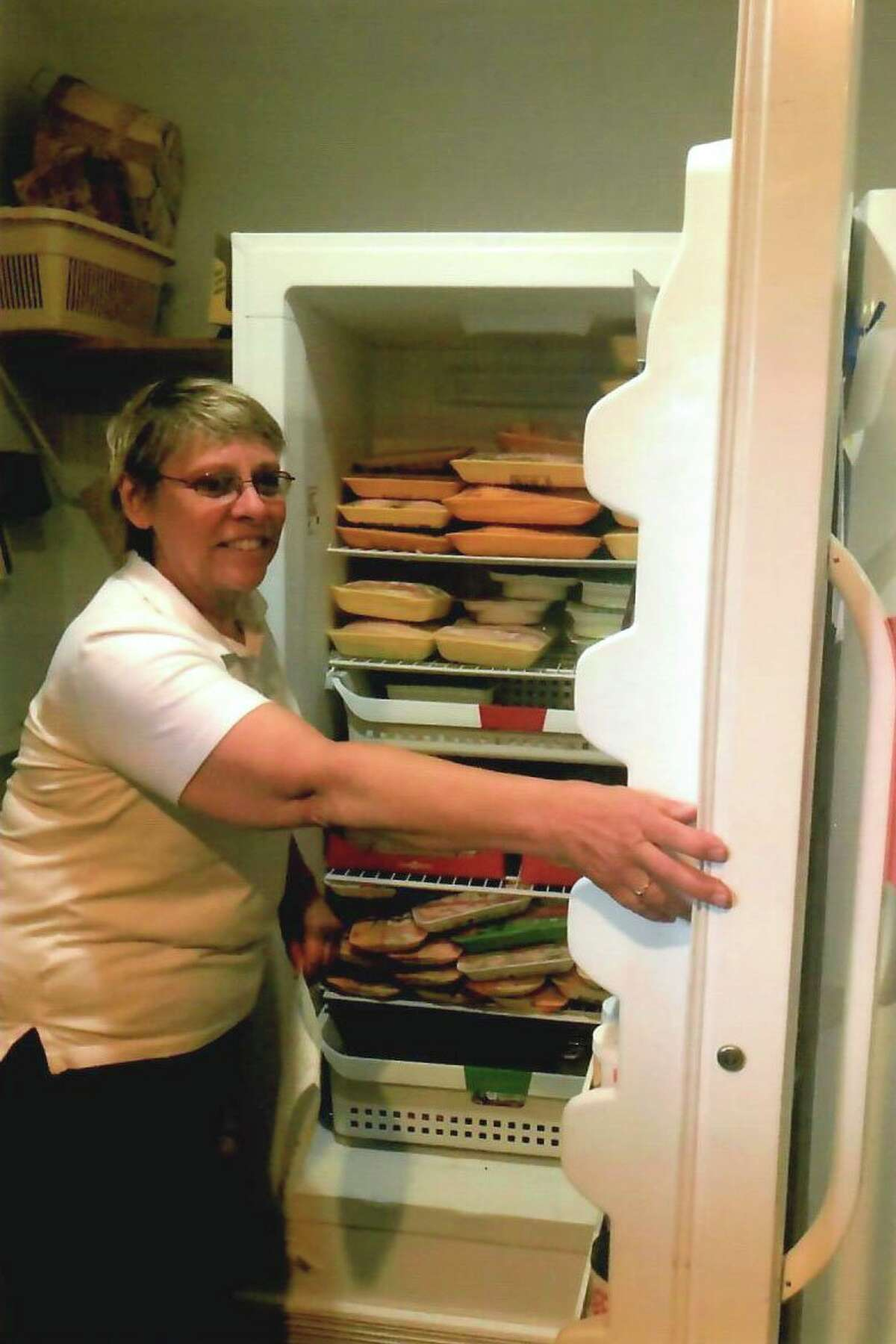 Bonnie Clark,of Manna Pantry,said United Way funding provides a base that allows her to expand and collaborate further. (Courtesy photo)