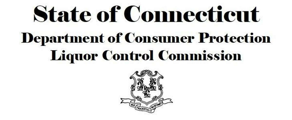 State Department of Consumer Protection Liquor Control Commission