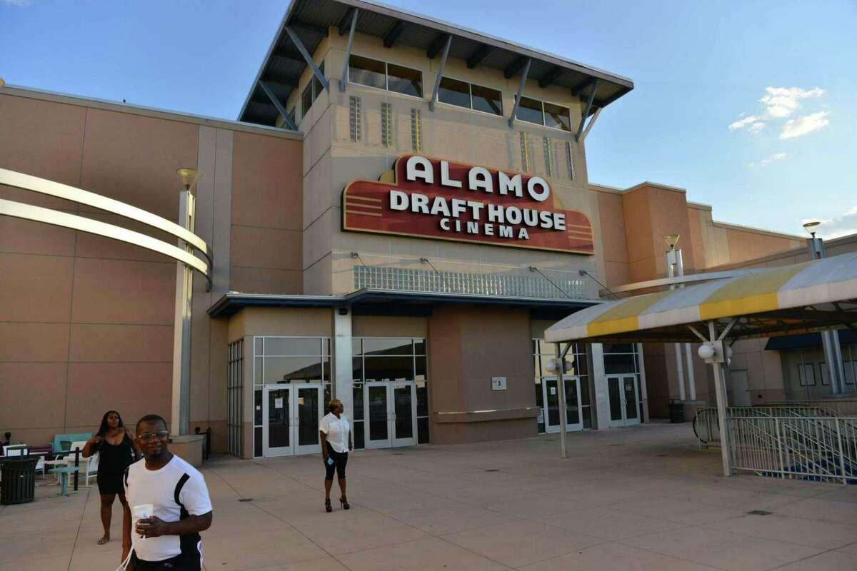 Alamo Drafthouse Cinema has two theaters in San Antonio.