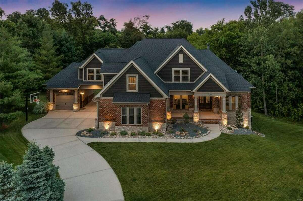 A photo of the home at 3395 Drysdale Court in Edwardsville, IL.