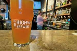 The Highway Brewing Co. in West Branch offers not just handcrafted beers made on site by owner and head brewer Ethan Resteiner, they also have a full cocktail program that features Michigan distilleries. (Amy Sherman/For Hearst Midwest)