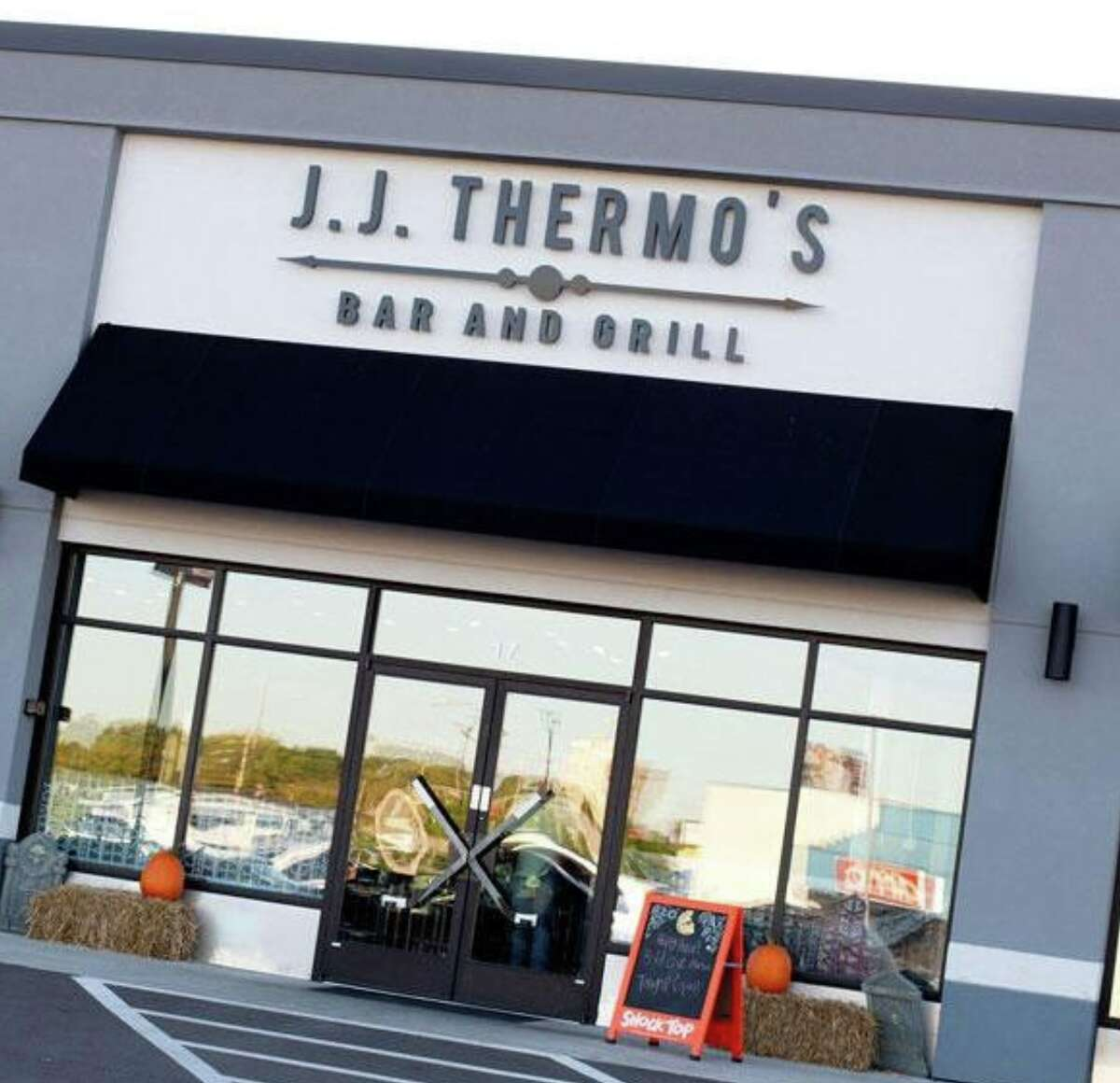 J. J. Thermo's is located at 17 Eastgate Plaza in East Alton.
