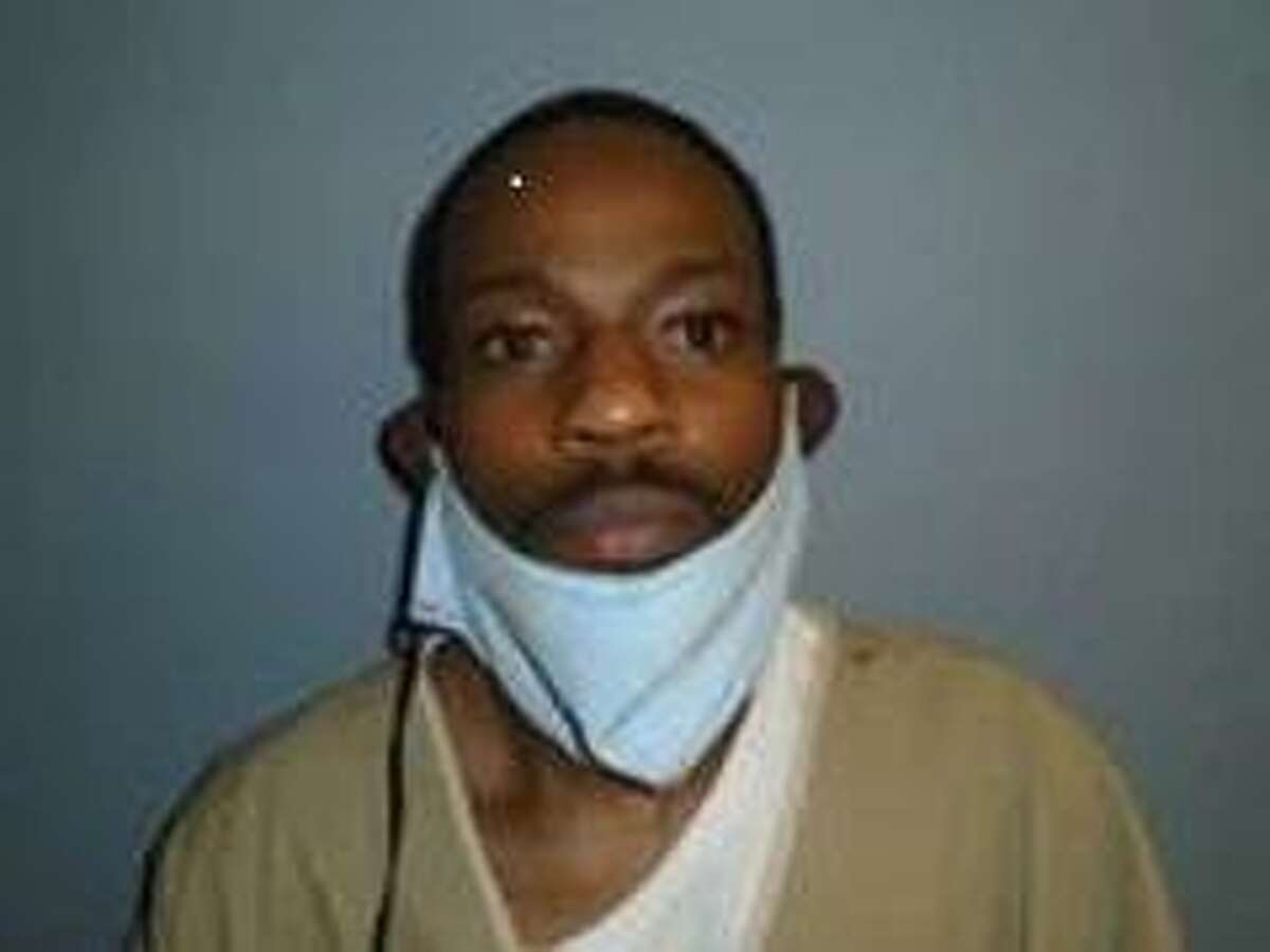 Tracdin Lavar Funnye, 33, of Hartford was arrested Friday night after allegedly causing a four-car crash, police said.