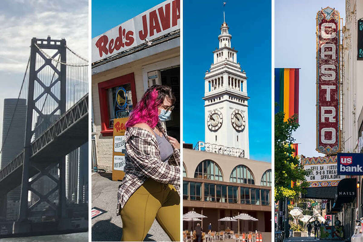 Hosts Heather Knight and Peter Hartlaub break down their perfect day in San Francisco on the Total SF podcast.