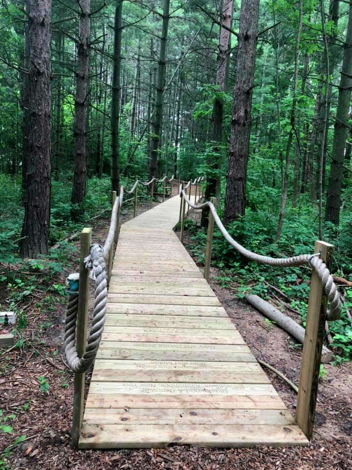 Sanilac County Historical Societywill hold ribbon cutting for nature trailSunday, Sept. 12. (Courtesy Photo)
