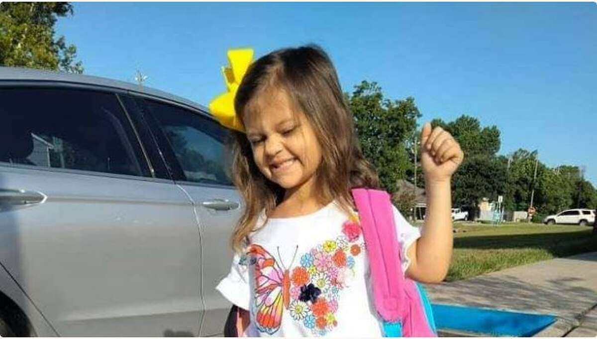Kali Cook, 4, is the youngest person to die from COVID in Galveston County.
