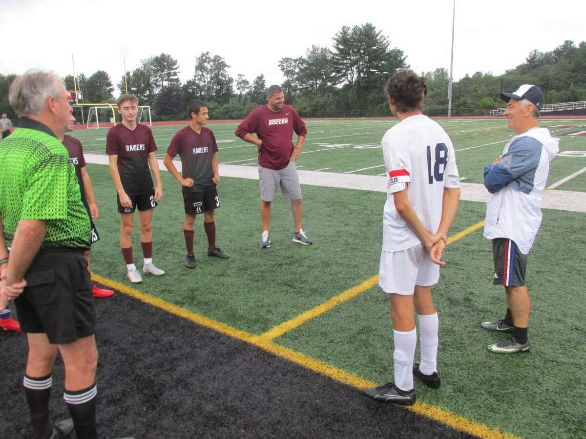 Despite a big Torrington boys soccer win at the Robert H. Frost Sports Complex Thursday night, both Kennedy and the Raiders came out much improved over last year's COVID-19-shortened season.