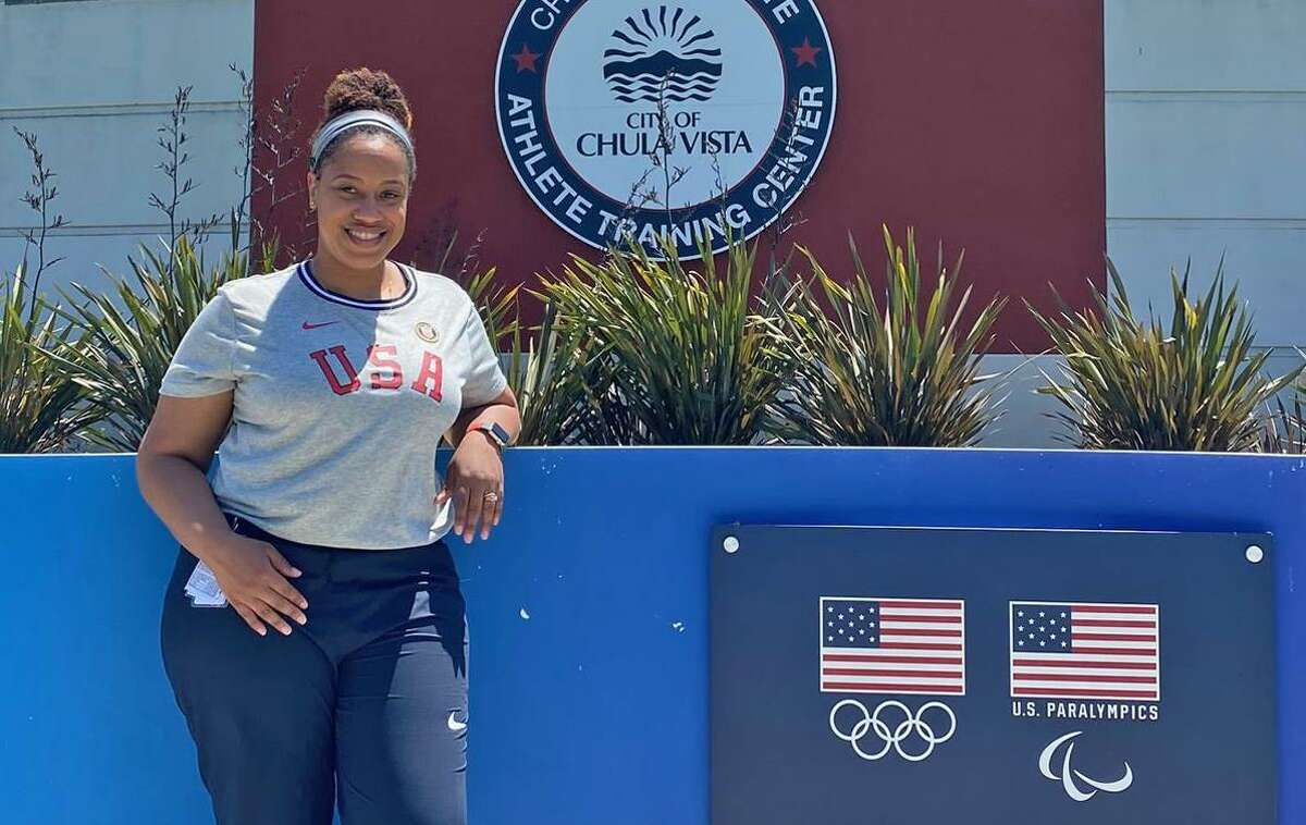 Dr. Shaneka Hampton-Longoria, Cypress Park High School health science teacher, recently completed a sports medicine internship rotation with the United States Olympic and Paralympic teams. She spent two weeks at the Olympic & Paralympic Training Center in Chula Vista, Calif., which features venues and support facilities for eight Olympic sports, including archery, BMX cycling, rugby and track and field.