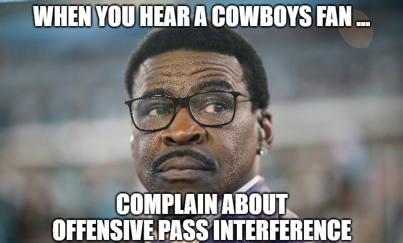 Hilarantes memes se burlan de los Cowboys por la derrota en la apertura de la temporada