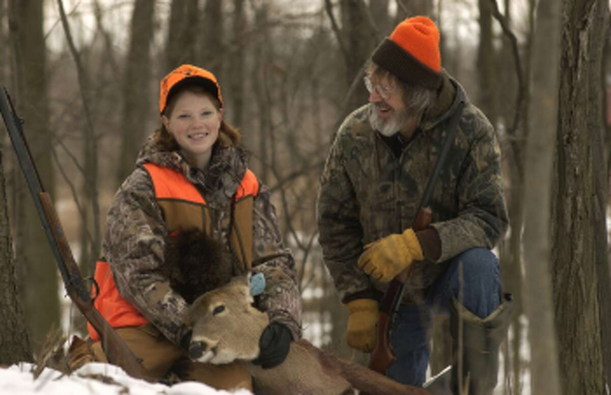 Michigan'sLiberty Hunt, a firearm deer hunt on private or public lands for youth and hunters with disabilities, is back statewide Sept. 11-12.