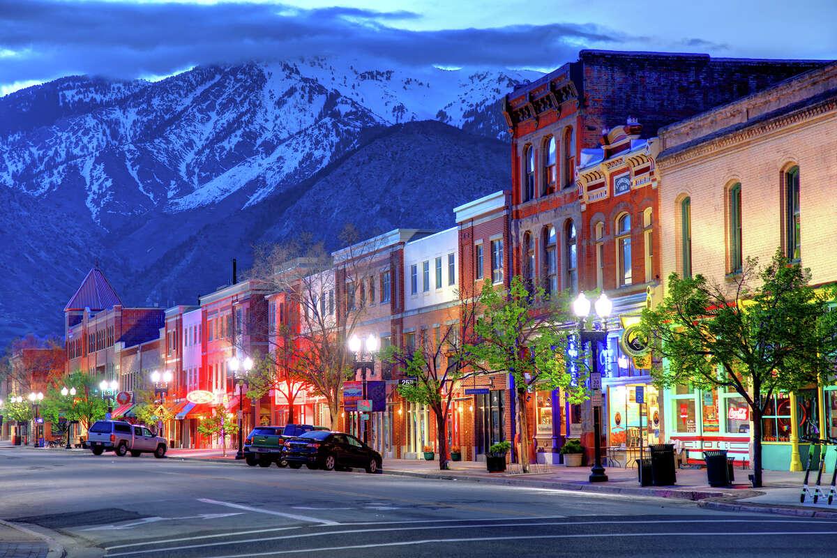 Image Source: Ogden, Utah; iStock.com/DenisTangneyJr