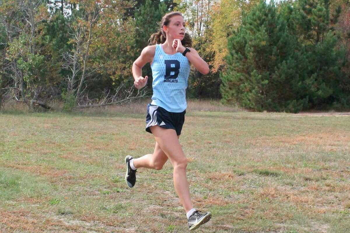 Abby Kissling enters the 2021 season as Brethren's clear No. 1 runner.