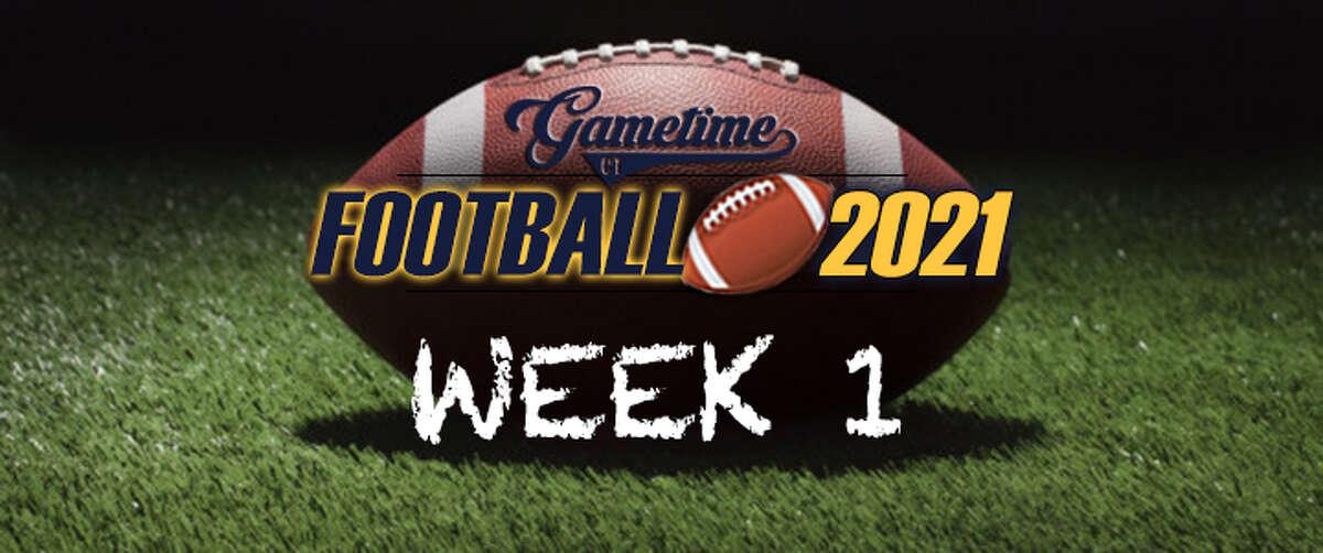 Football Week 1
