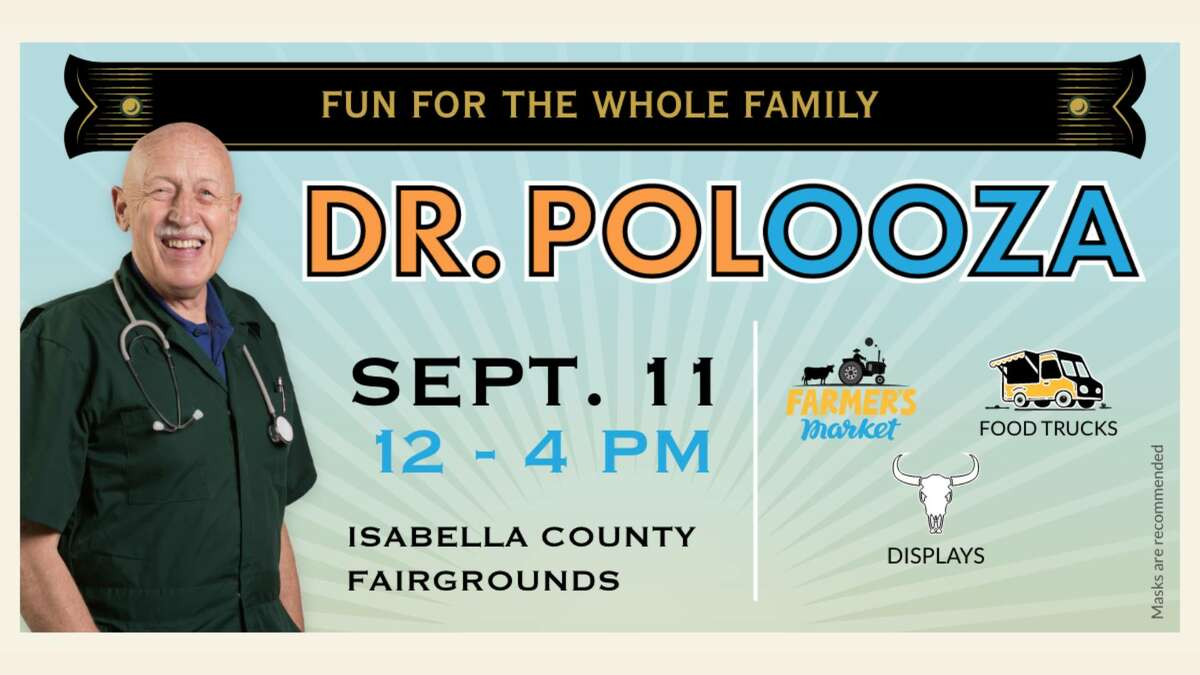 To celebrate Dr. Jan Pol's 50th year of working in the veterinarian field, an anniversary event is will take place at the Isabella County Fairgrounds.